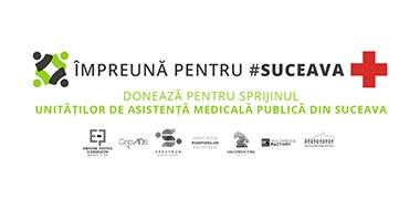 Împreună pentru #Suceava by Spectrum